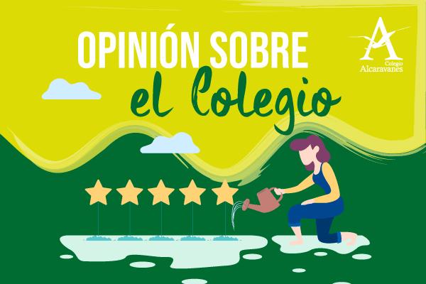 Opinión del Colegio Alcaravanes